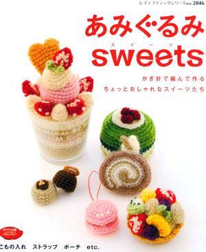 Lady Boutique Series Nº 2846: Amigurumi Sweets