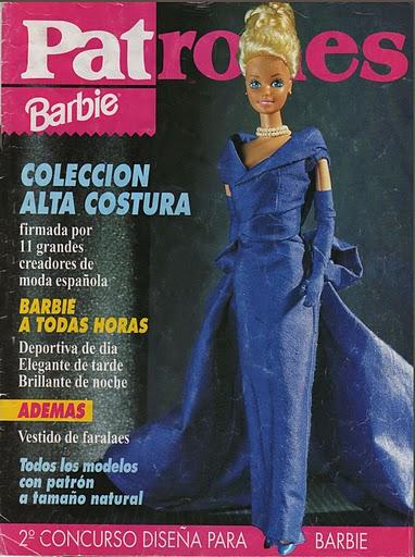 patrones barbie « Revistas de labores