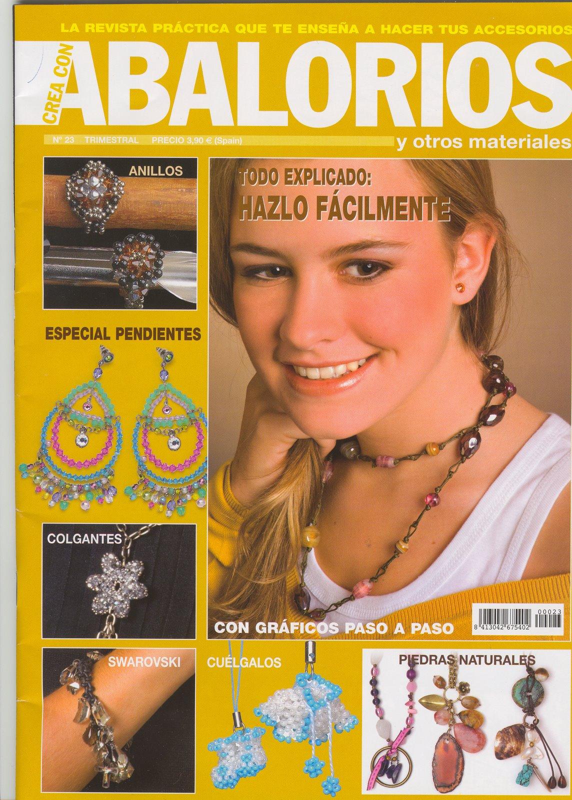 Revistas Online Abalorios Revista de Abalorios Para la